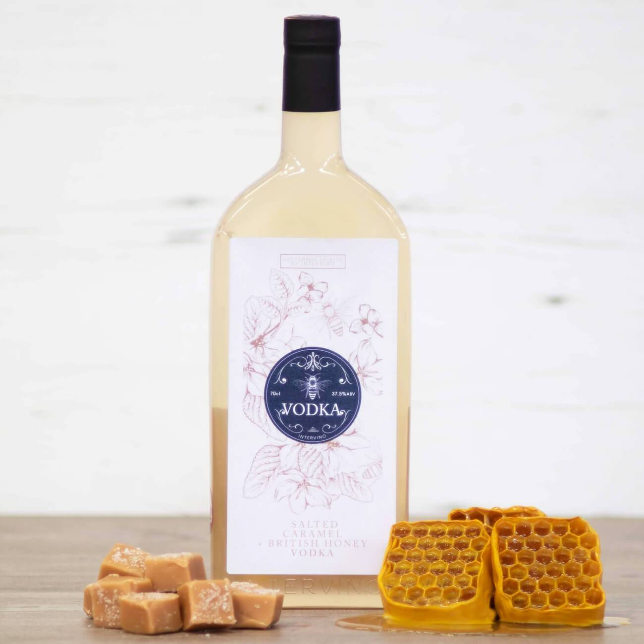 Letterbox Vodka - Honey & Salted Caramel