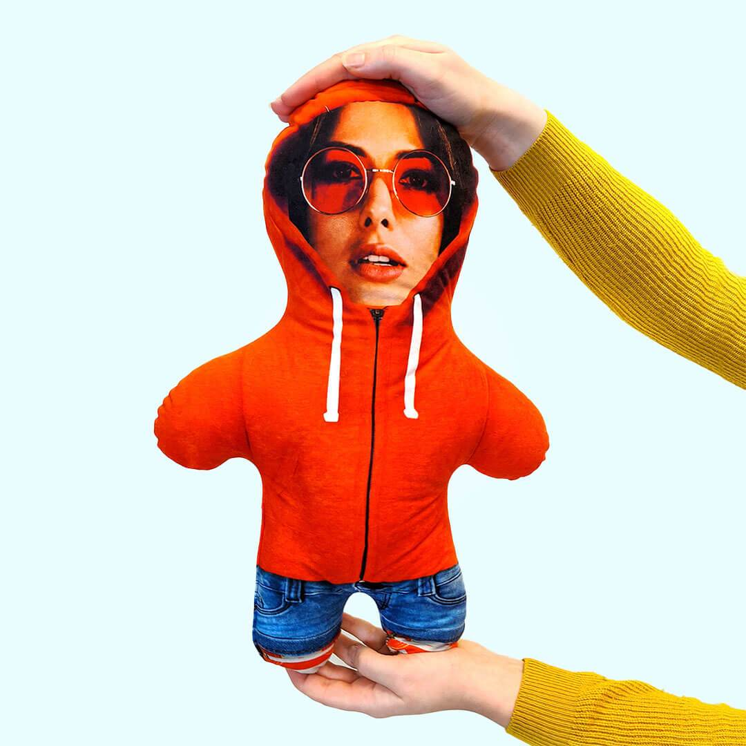 Mini Me - HoodieRed