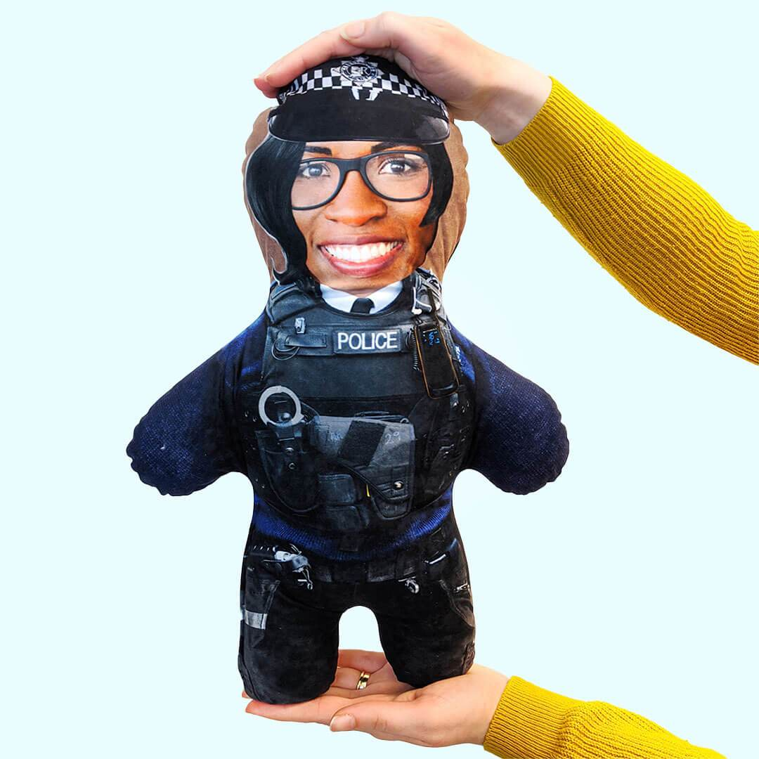 Mini Me - PoliceA Woman