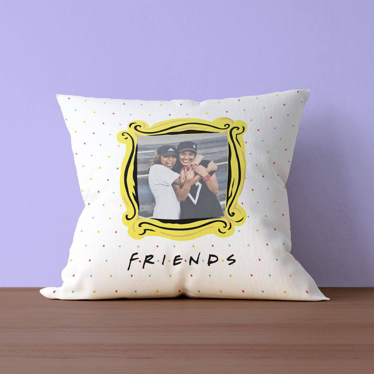 Personalised Friends™ Cushion