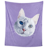 Personalised Pet Face Blanket