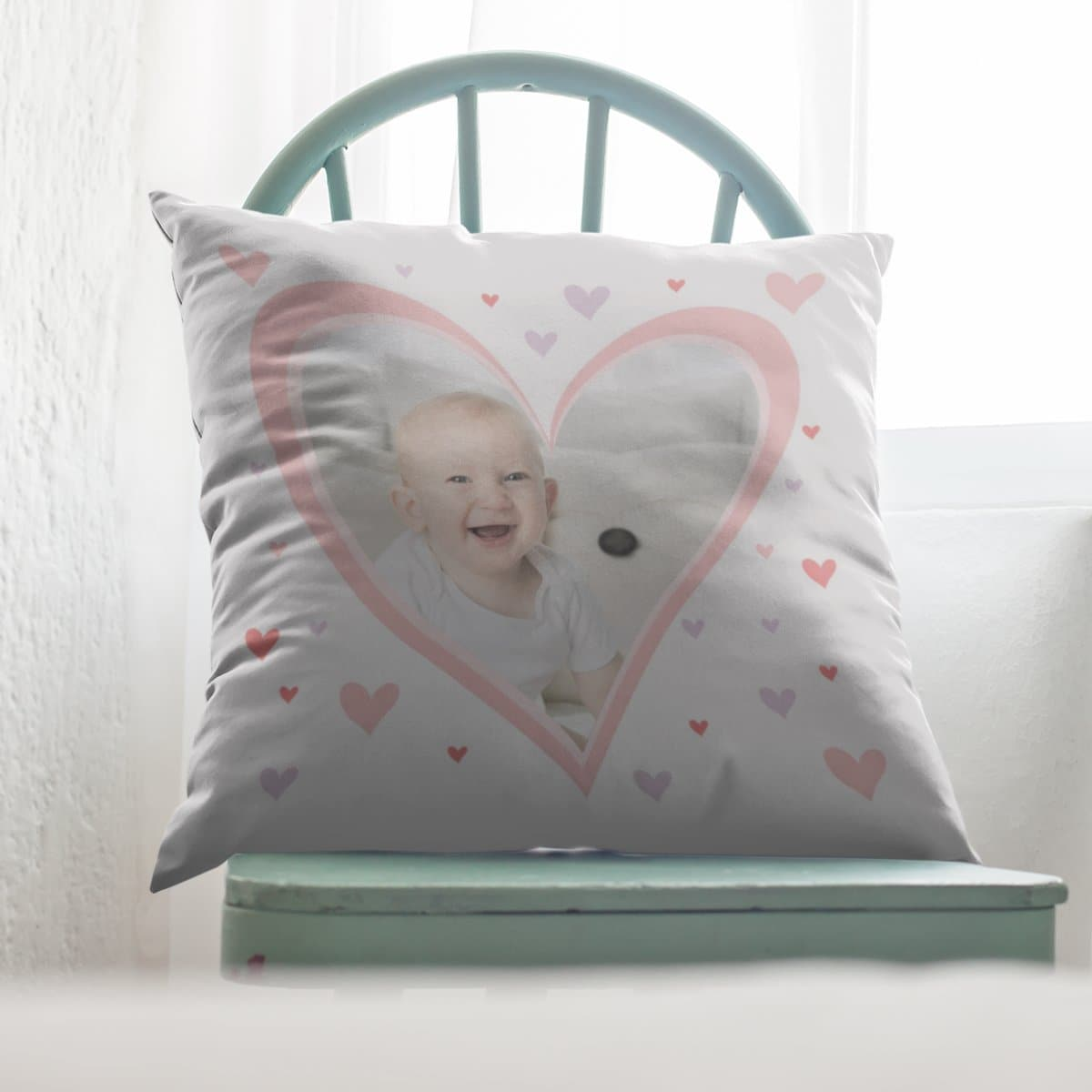 Personalized CushionHeart