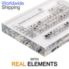 ETHEREAL™ 2nd Edition - PERIODIC TABLE DISPLAY WITH REAL ELEMENTS