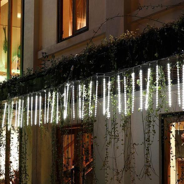 50% OFF--Holiday Promotion-Snow Fall LED Lights(Buy 3 Free Shipping)