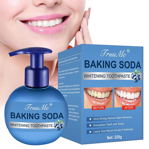 Powerful Whitening Magic Toothpaste(Limited Offer)