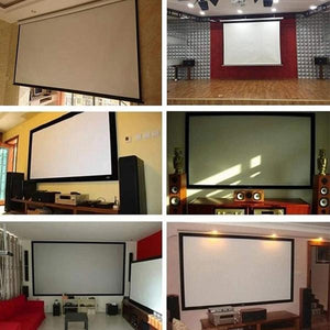 (Hot Sale In Summer) Portable Giant Outdoor Movie Screen