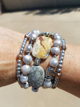 Load image into Gallery viewer, Lucy in the Sky with...Jasper... Bracelet