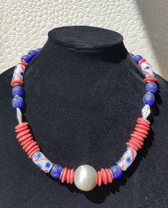 Seaport Necklace
