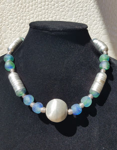 Seawater Necklace
