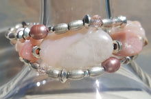 Load image into Gallery viewer, Pink Sand Bracelet