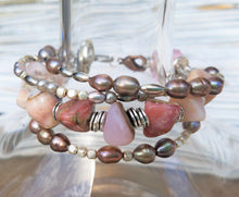 Load image into Gallery viewer, Pink Angel Bracelet