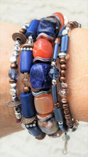 Load image into Gallery viewer, Lady Has the Blues Bracelet