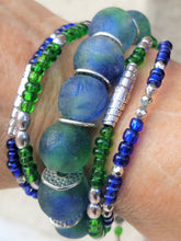 Load image into Gallery viewer, Krobo Glass Bracelet