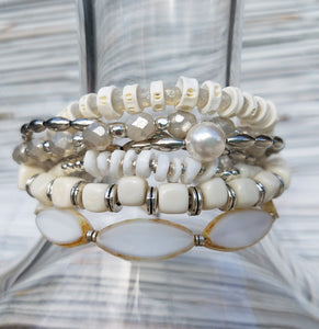 Snow Cloud Bracelet