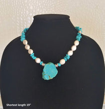 Load image into Gallery viewer, Mystical Turquoise Necklace