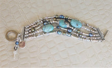 Load image into Gallery viewer, Glacial Waters Bracelet