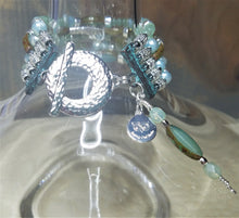 Load image into Gallery viewer, Mint Green Nuture Bracelet