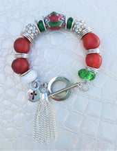 Load image into Gallery viewer, Sassy Sista Bracelet #12 Bracelet - Christmas 2019