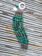 Load image into Gallery viewer, Totally Turquoise Bracelet