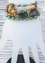 Load image into Gallery viewer, Coastal Forest Bracelet