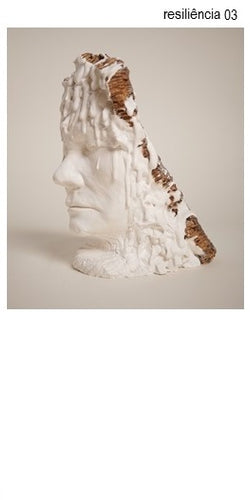 CORK UNIQUE, Sculptures by GAIPI, Collection of author Art pieces - Resiliência