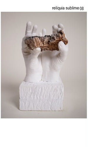 CORK UNIQUE, Sculptures by GAIPI, Collection of author Art pieces - Relíquia Sublime