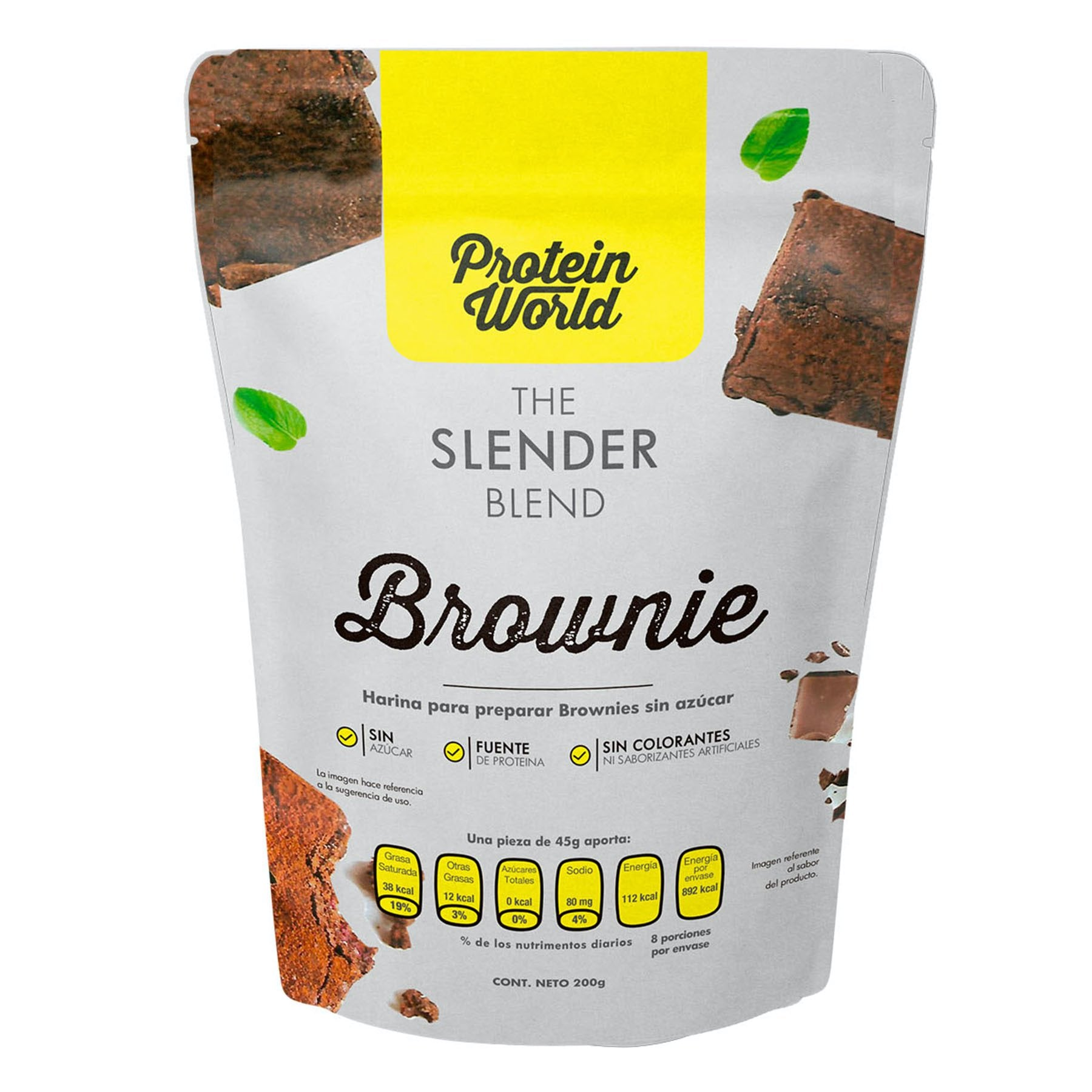 The Slender Brownies