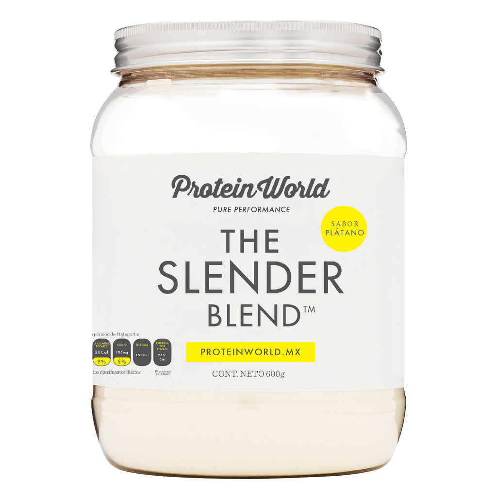 The Slender Blend: Banana - 600G