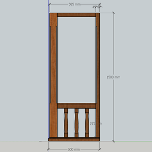 Porch Frames