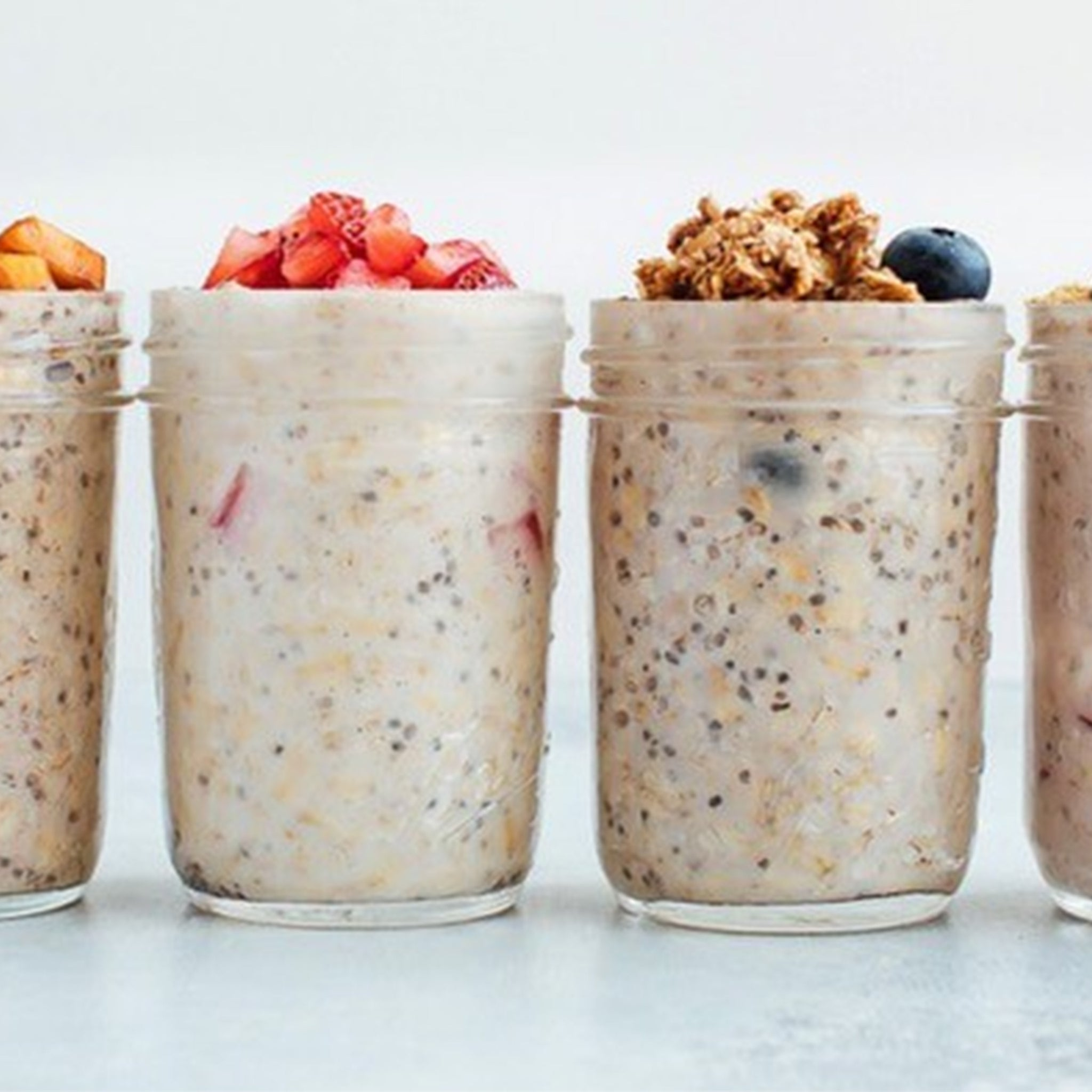Healthy breakfast recipes on-the-run!