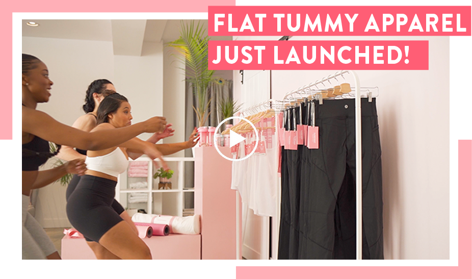Flat Tummy Apparel