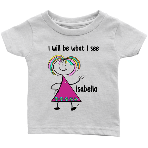 ISABELLA Infant Tee (4003)