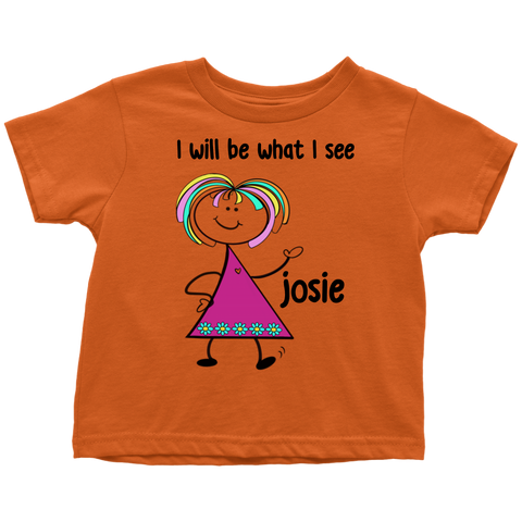 JOSIE Toddler Tee (4026)