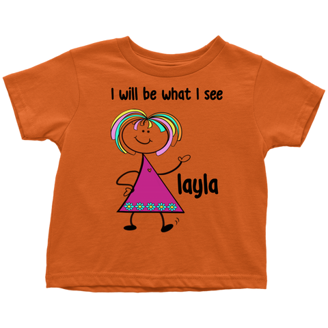 LAYLA Toddler Tee (4017)