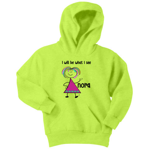NORA Youth Hoodie (4019)