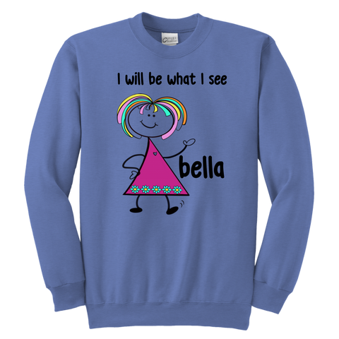 BELLA Youth Sweat (4025)