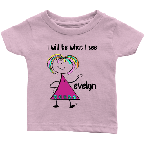 EVELYN Infant Tee (4008)