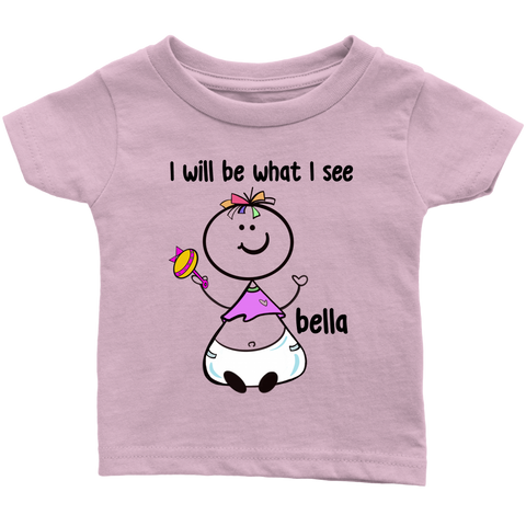 BELLA Baby Infant Tee (4025)