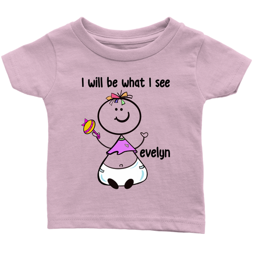 EVELYN Baby Infant Tee (4008)