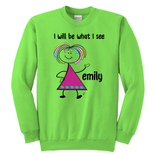 EMILY Youth Sweat (4010)