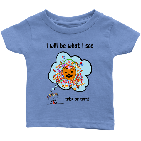 Boy Halloween Infant Tee (8001)