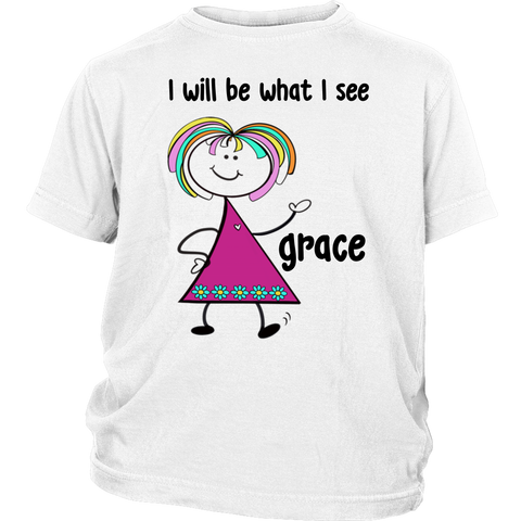GRACE Youth Tee (4014)
