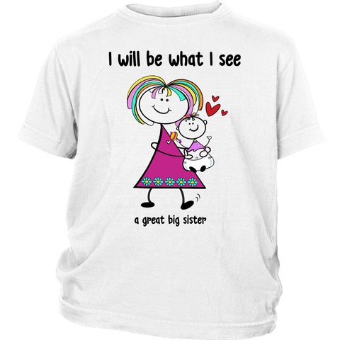 Big Sister Little Sister Youth Tee (2014)