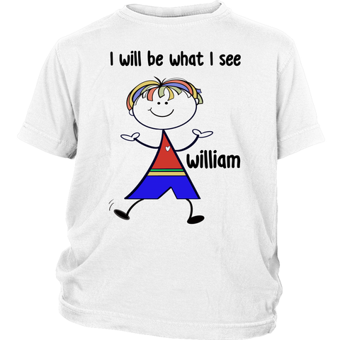 WILLIAM Youth Tee (5002)