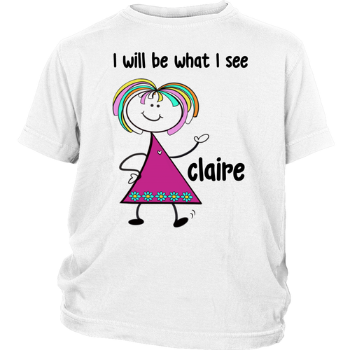 CLAIRE Youth Tee (4022)