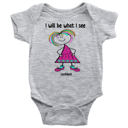 Girl Confident Onesie (2027)