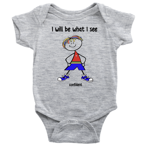 Boy Confident Onesie (2026)