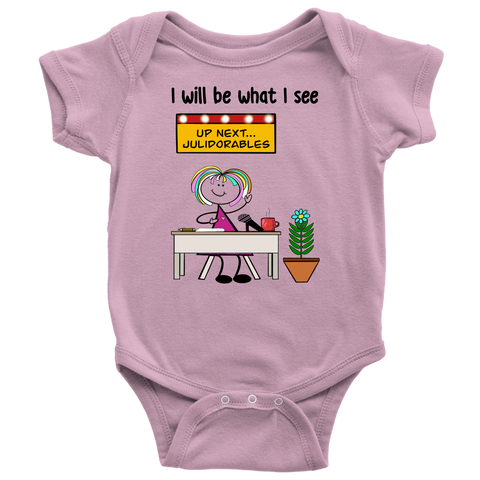 Girl Talk Show Host Onesie (1046)