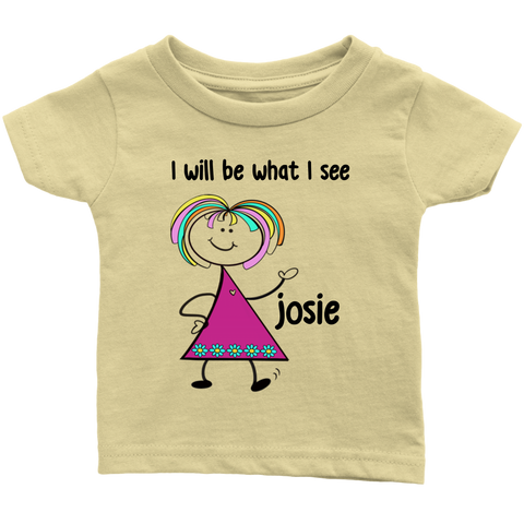 JOSIE Infant Tee (4026)