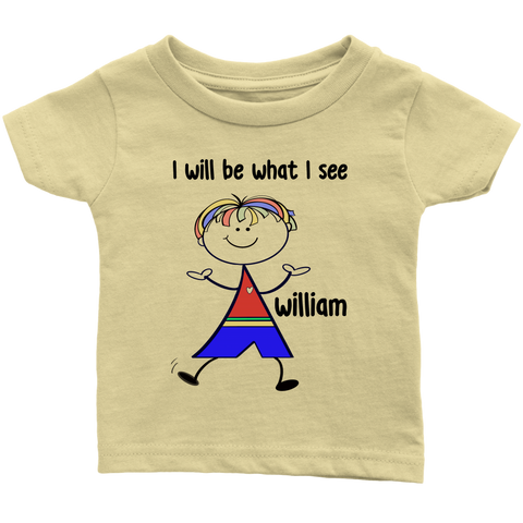 WILLIAM Infant Tee (5002)